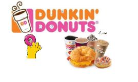 Dunkin Donuts silvia