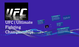 UFC ( Ultimate Fighting Championship)