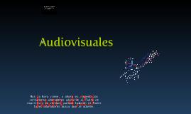 precentacion audiovisuales