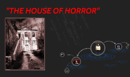 THE HOUSE HORROR STORY
