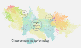 chinese economy and new technology