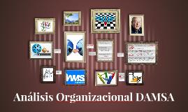 Análisis Organizacional DAMSA