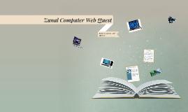 Zunal Computer Web Quest