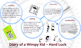 Diary of a wimpy kid hard luck by danny harrison on prezi ccuart Images