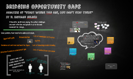 Bridging Opportunity Gaps