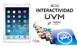 Copy of Proyecto Magno Interactividad UVM