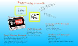 Copy of Copy of RAFT Writing
