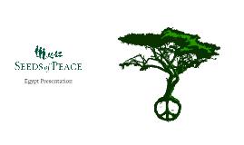 Seeds of Peace 2015 - Bahira