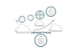 sailcylate toxicity
