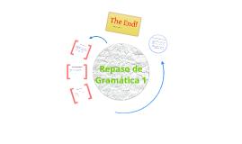 Spanish 3 - Gramática 1
