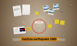 Validivia earthquake 1960