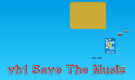 vh1 Save Music