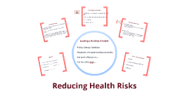 Reducing Health Risks