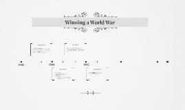 Winning a World War