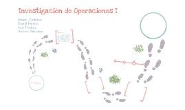 Linea del Tiempo Desarrollo Inv. de Operaciones.