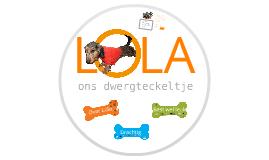 Lola ons dwergteckeltje