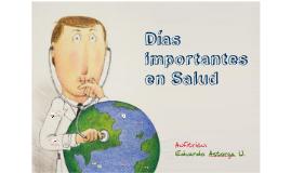 Días mundiales en Salud