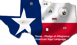 Copy of Texas - Pledge of Allegiance