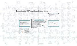 Desarrollo de Aplicaciones Web : Tecnologia Java Server Face