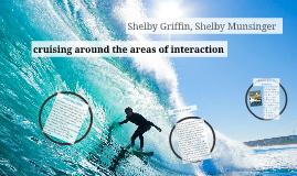 cruising around the areas of interaction