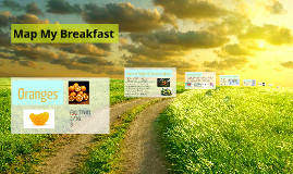 Map Your Breakfast