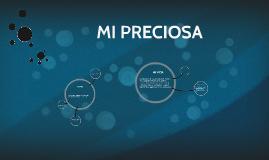 Copy of MI PRECIOSA