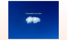 Enseñando en las nubes