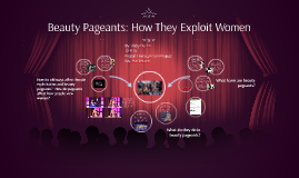 Beauty Pageants: How They Exploit Women