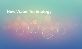 New Water Technology