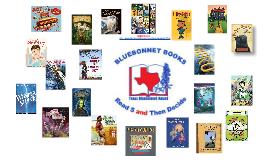 Texas Bluebonnet Award Books 2012-2013