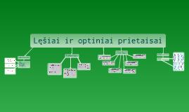 Copy of Copy of Fizika - lęšiai ir optiniai prietaisai