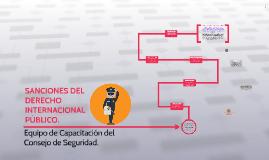 SANCIONES DEL DIP. CS. UM. Conciencia Rosario. 2016