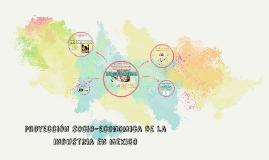 proyeccion socioeconomica de la industria en mexico