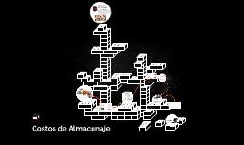 Copy of Costos de Almacenaje