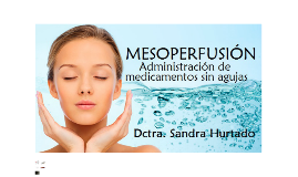 MESOPERFUSION