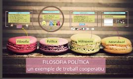 Filosofia política - Treball cooperatiu - Wikispaces