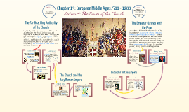 Chapter 13.4: European Middle Ages