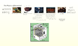 The Physics of Brownies