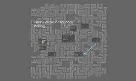 Crash Course in Freelance Writing
