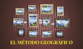 METODO GEOGRAFICO EBOOK