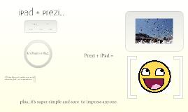 iPad + Prezi = ???