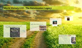 World History 4.03