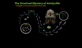 The Unsolved Mystery of Amityville