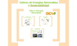 Taller 4: Energia Solar