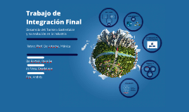 Trabajo de Integración Final