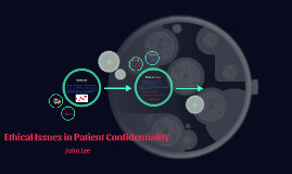 Ethical Issues in Patient Confidentiality