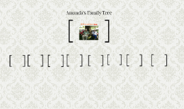 Amanda's Family Tree