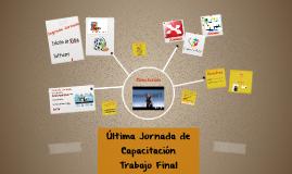 Copy of Última Jornada de Capacitación