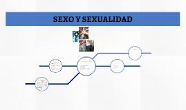 SEXO Y SEXUALIDAD