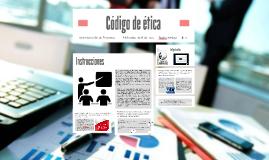 Copy of Código de ética